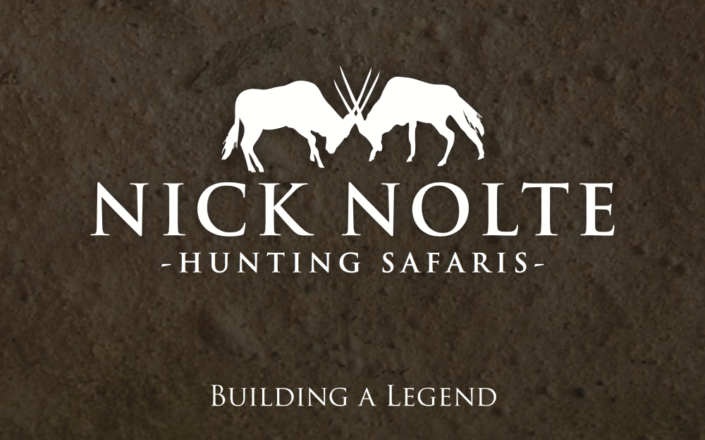 Nick Nolte Hunting Safaris | {Nolte logo 94}
